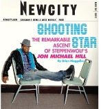 Shooting Star: The ascent of Steppenwolf's Jon Michael Hill