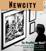 To Profit or Not: Art Galleries Economics