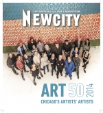 Art 50: Chicago's Artists' Artists
