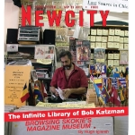 The Infinite Library of Bob Katzman: Skokie's Magazine Museum