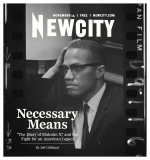 Necessary Means: The Diary of Malcolm X