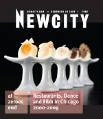 Resto, Dance &amp; Film in Chicago, 2000-2009