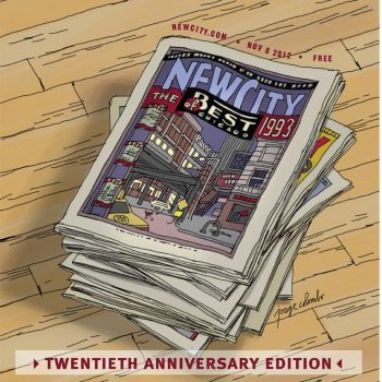 """Newcity's Legendary Best of Chicago Publishes Special Commemorative """"Canons"""" Edition November 1"""