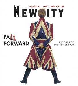 Fall Forward - Bowie