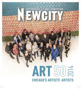 Newcity's Art 50 2014