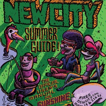 Newcity Summer Guide 2015 Cover