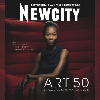 Newcity Publishes the Art 50 One Week Before Expo Chicago
